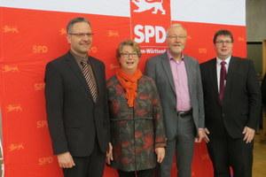 BM M. Wittlinger, S. Widmaier, R. Brechtgen, M. Lopin